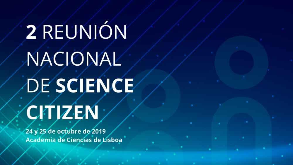 Ibercivis, presente en el II Encuentro de Ciencia Ciudadana de Portugal