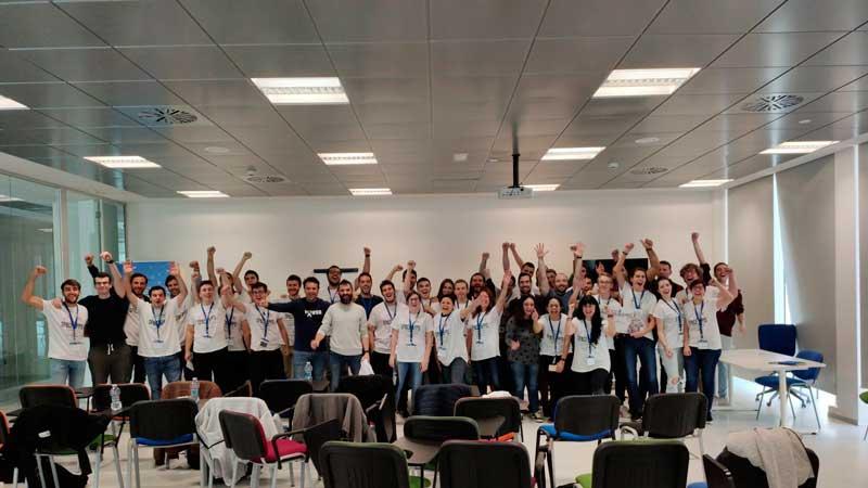 Crónica del Hackaton #SpaceApps en Zaragoza 20/10/2019