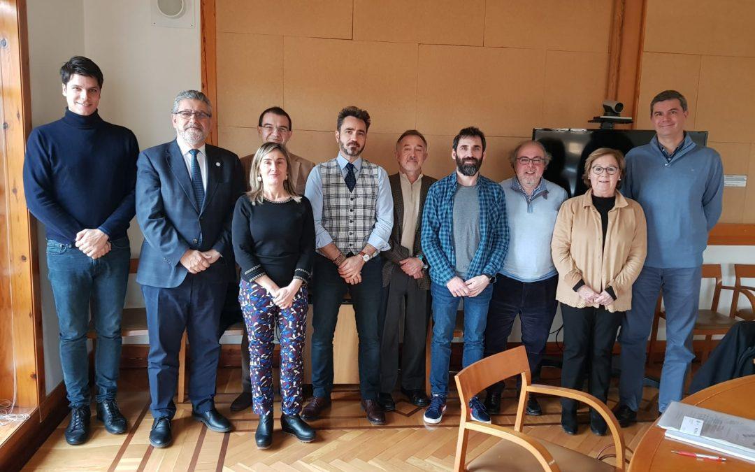 Reunión de patronato de la Fundación Ibercivis