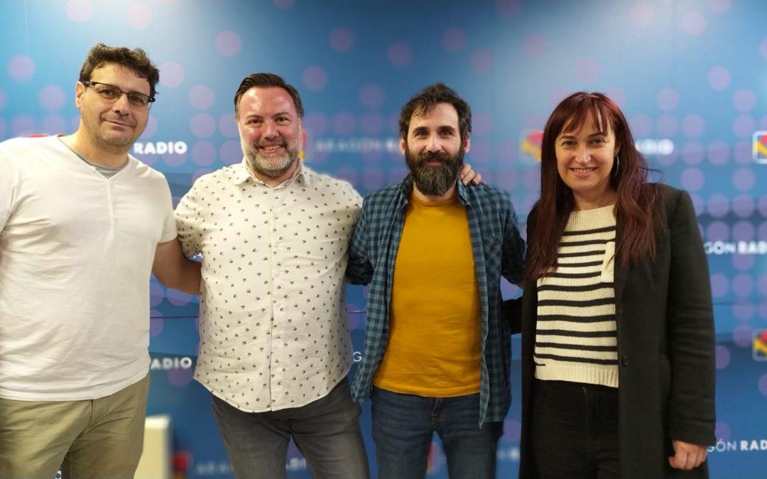La Fundación Ibercivis en Escúchate de Aragón Radio