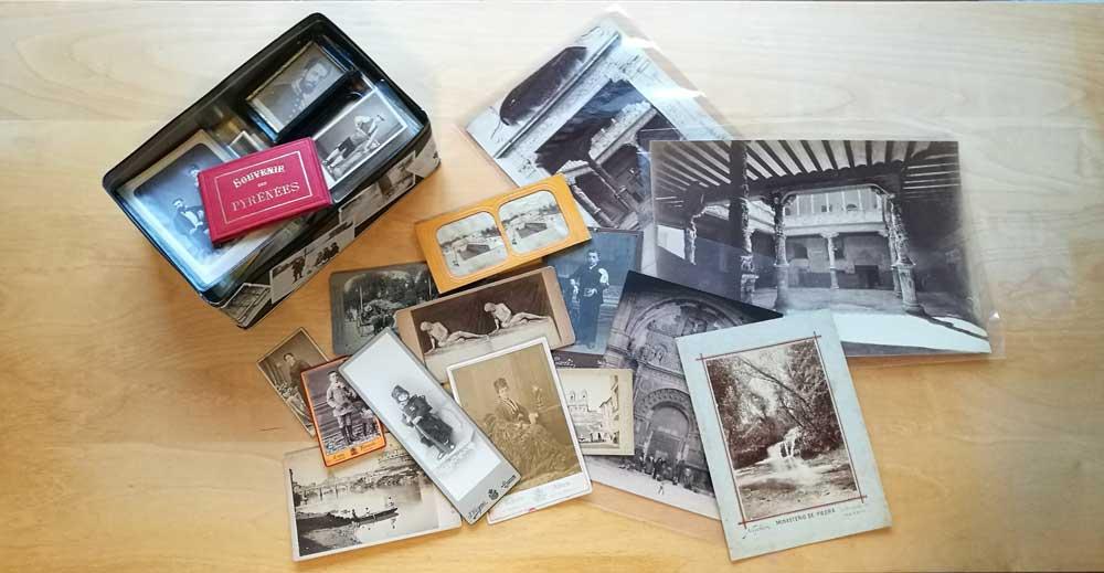 Lanzamiento del proyecto «Al rescate del Patrimonio Fotográfico oculto de Aragón»