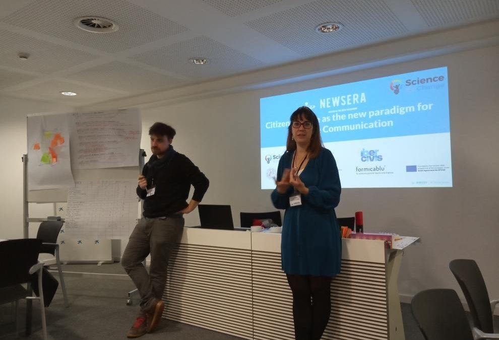 Newsera: la ciencia ciudadana, una potente herramienta de comunicación