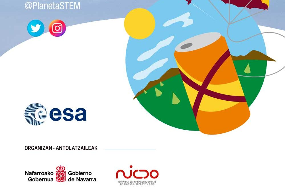 CANSAT 2020 en Navarra. 07/03/2020