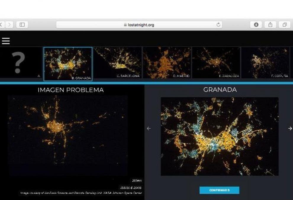 130.000 personas ayudan a la NASA y la ESA a identificar ciudades vistas desde el espacio