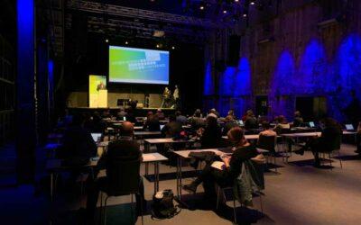 Eu-citicen.science, presente en la conferencia sobre ciencia ciudadana en Berlín.