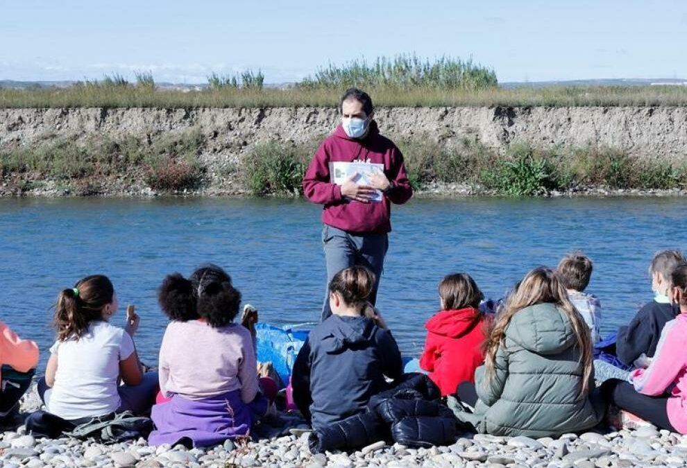 Ríos Ciudadanos: Mil científicos ciudadanos analizarán las aguas de los ríos de Aragón
