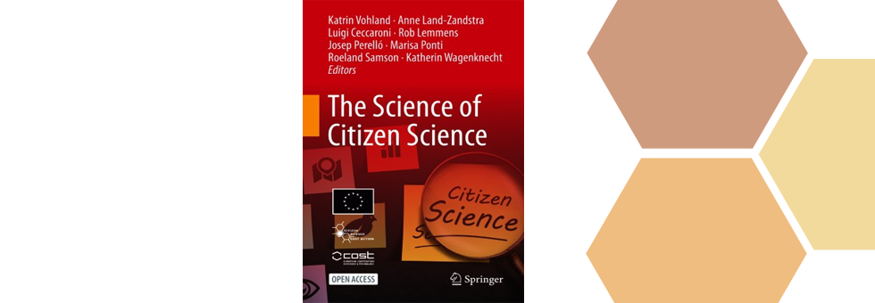 Lanzamiento del libro «The Science of Citizen Science» en el que participa la Fundación Ibercivis