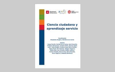 Presentación de la Guía sobre Ciencia Ciudadana y Aprendizaje Servicio