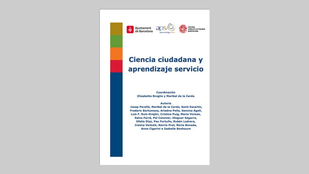 Presentación de la Guía sobre Ciencia Ciudadana y ApS