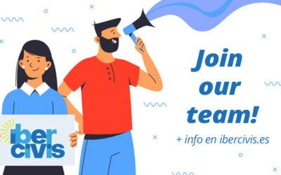 New position open en Ibercivis: European Project proposal writer