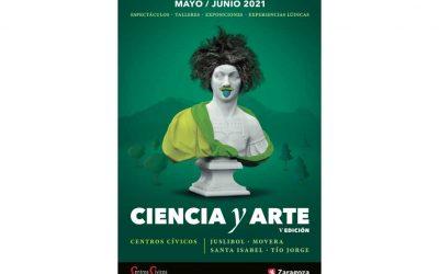 V Edición del ciclo Ciencia y Arte en los barrios de Zaragoza.