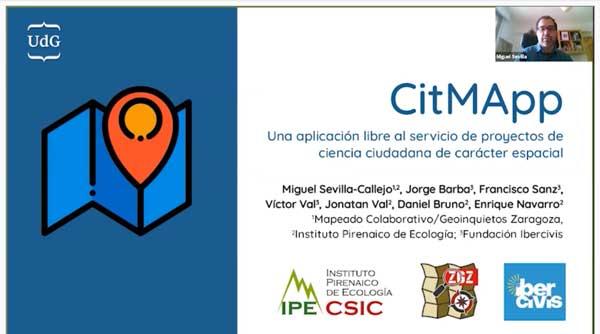 CitMApp: una aplicación libre al servicio de proyectos de ciencia ciudadana de carácter espacial