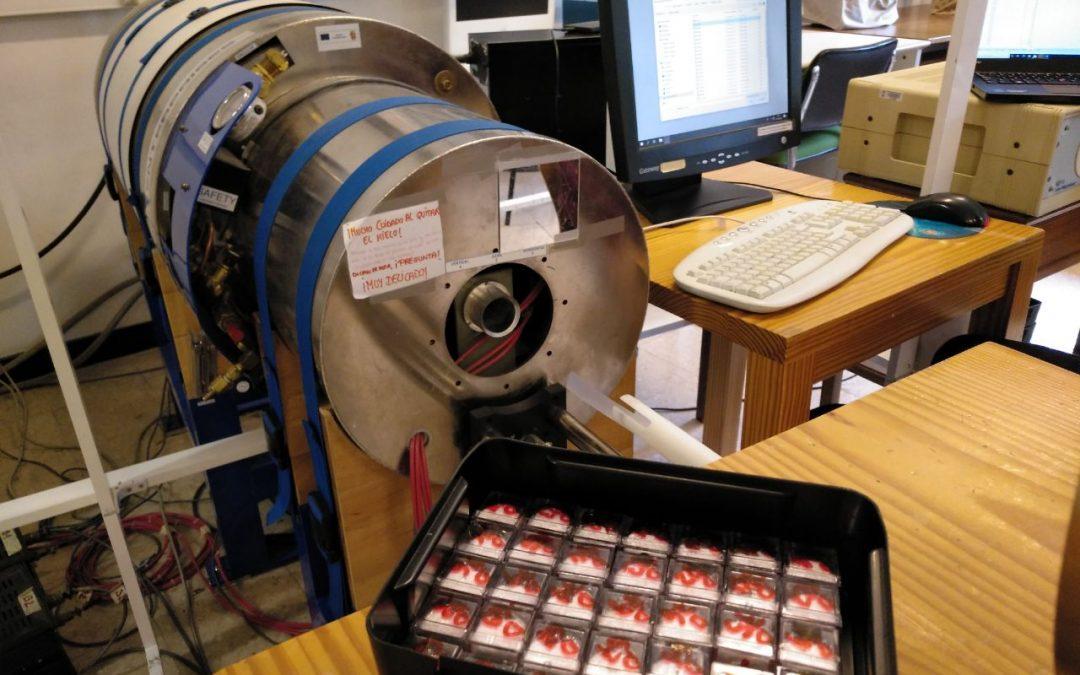 Comienza el análisis de las muestras de Vigilantes del Aire