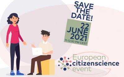 Citizen science and policy makers. Así ha sido el evento europeo de ciencia ciudadana