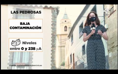 'Vigilantes del Aire' en un reportaje de Aragón Noticias sobre contaminación