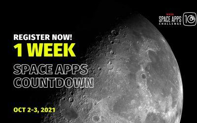 NASA Space Apps: todo lo que debes saber del hackathon online que se celebrará del 1 al 3 de octubre