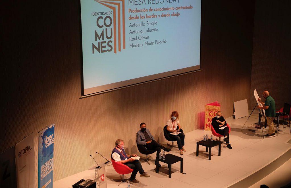 Así fue Identidades Comunes: debate e innovación para impulsar la relación de la Ciencia Ciudadana con las Ciencias Sociales y Humanidades