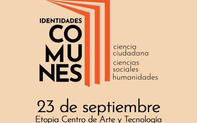 I Encuentro de Ciencia Ciudadana, Ciencias Sociales y Humanidades