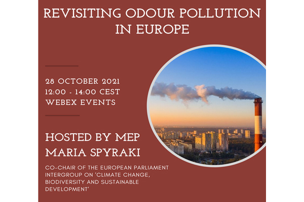 Evento: Revisiting Odour Pollution in Europe